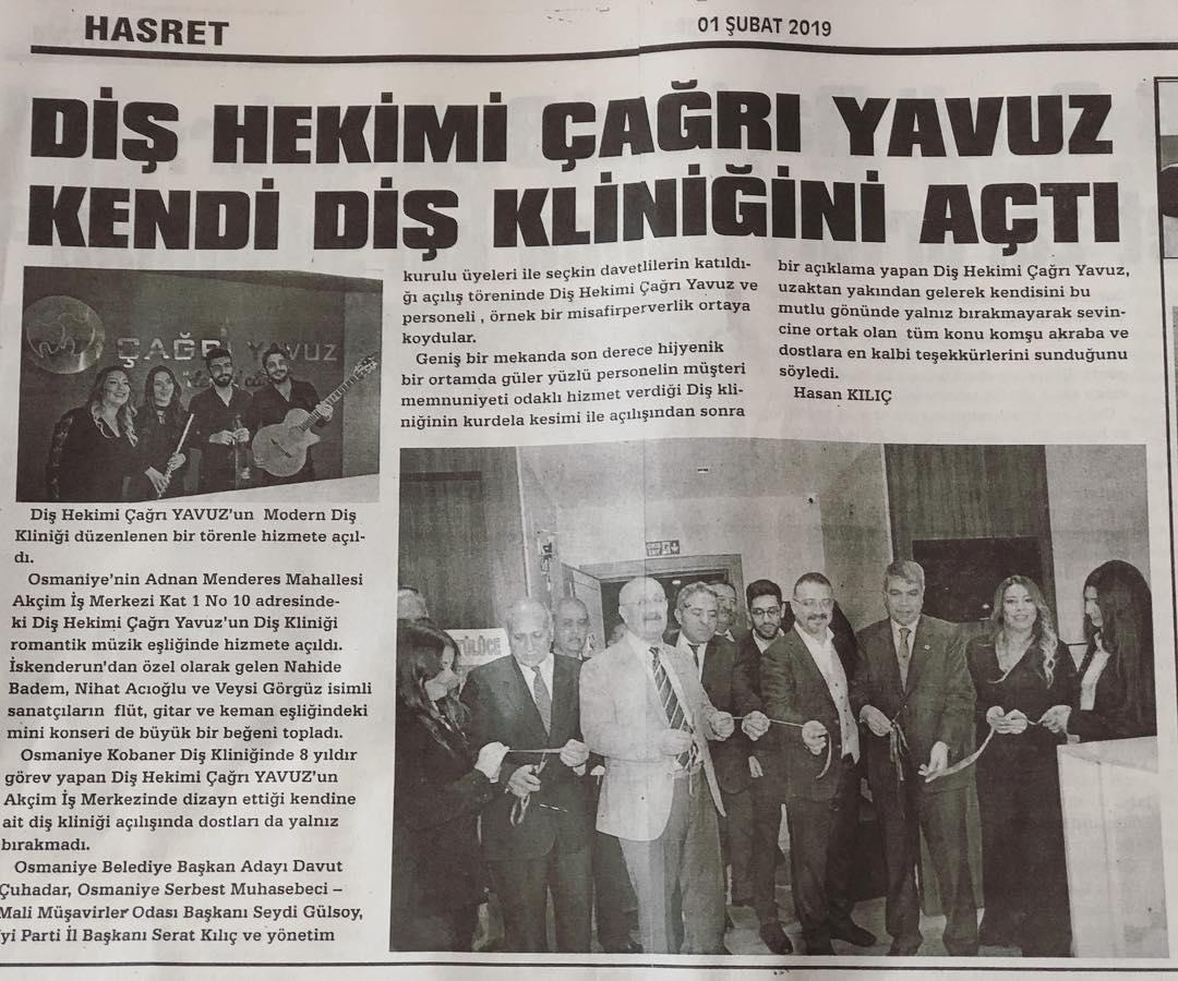 basındabiz teşekkür ederiz Hasret Gazetesi