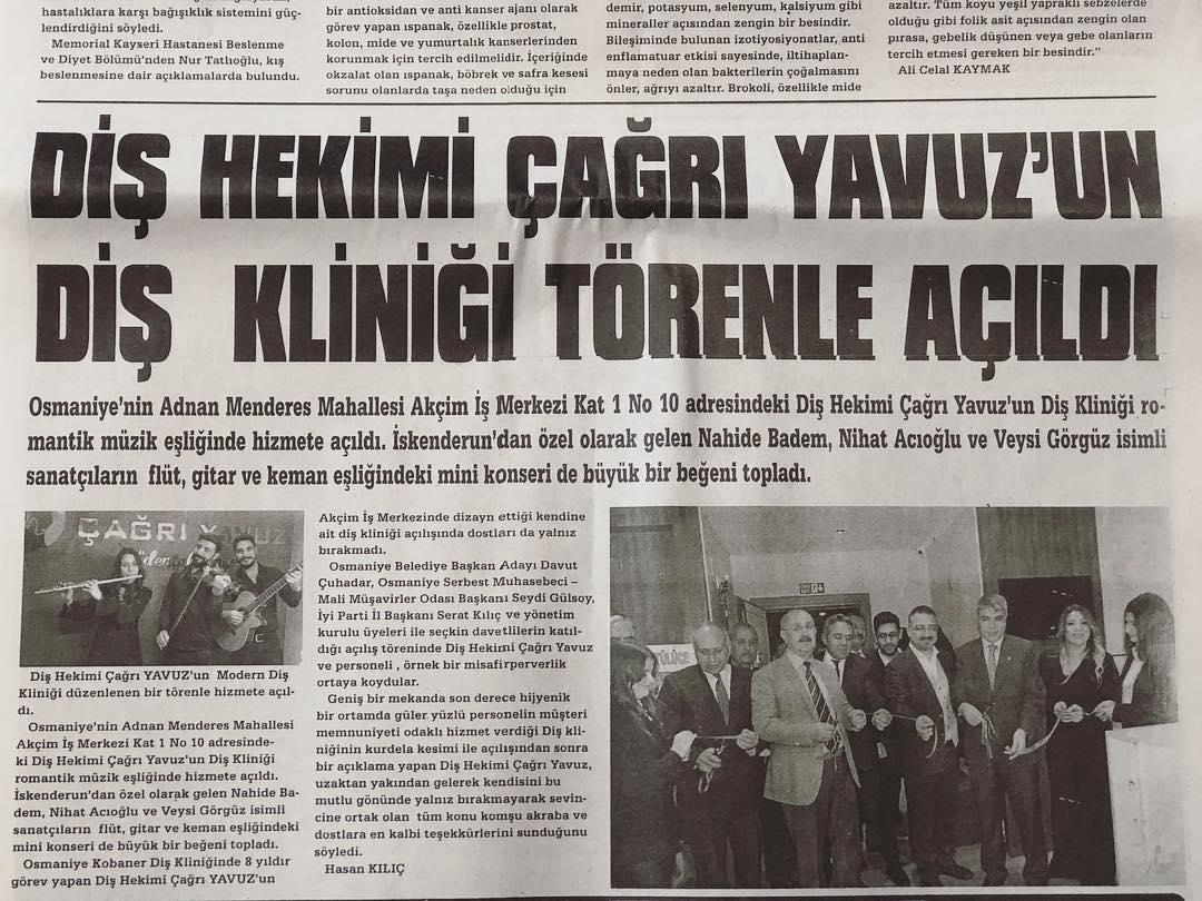 basındabiz teşekkür ederiz Yurt Gazetesi