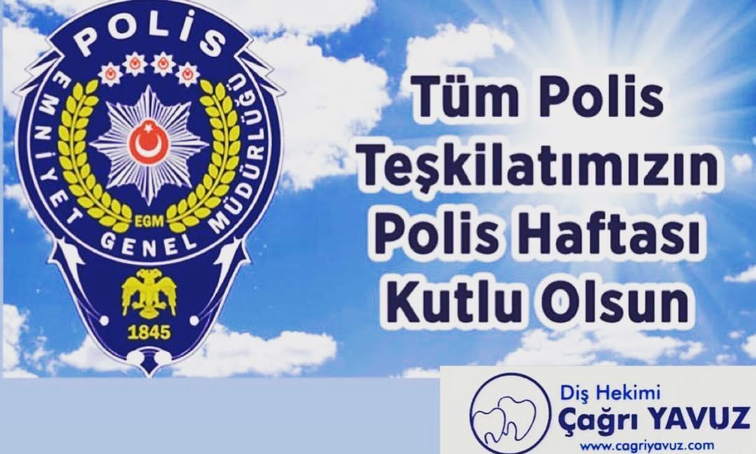 Türk Polis Teşkilatının 174  Yıl Dönümü ve Polis Haftası